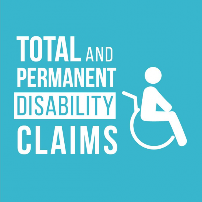 TPDC Total Permanent disability claims